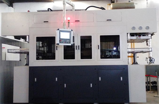 TBS45自动成型机